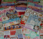 Cross Stitch magazine BACK ISSUES: Crazy World of Stitching Stitcher Collection