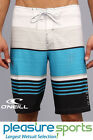 O'Neill Heist Men's Boardshorts - White Blue Black
