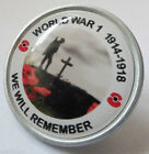 WW1 CENTENARY WE WILL REMEMBER THEM COLLECTION
