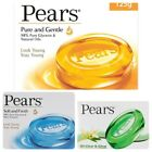 Pears Soap Pure & Gentle Glycerin Naturals oil, Germshield with Mint, Oil Clear