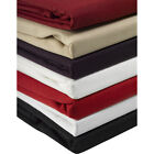 Essentials Plain Tablecloth or Pack of 4 Napkins 100% Polyester Home Table Linen