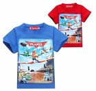 Planes Dusty Skipper Dottie Baby Girls Boys Short Sleeve Kids Cozy T-Shirts 2-8Y