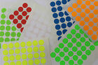 COLOUR CODE STICKERS 19MM ROUND - 200 LABELS PER PACK