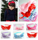 Cute Baby Girls Bowknot Ribbon Headband Bow Head Band Hair Accessory 5 Colors