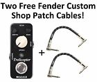 New Mooer Trelicopter Optical Tremolo Micro Guitar Effects Pedal
