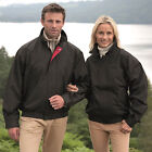 RESULT WATERPROOF BLOUSON JACKET COAT 5 Cols S - XXXL WINDPROOF WOMENS MENS GOLF