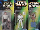 STAR WARS POTF 1 FIGURES MOC MANY TO CHOOSE FROM