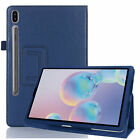 Leather Case Cover Stand For Samsung Galaxy Tab E/ A / S4/ S5e / S6 Tablet