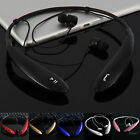 Wireless Bluetooth Headset Sport Stereo Headphone Earphone Earbud For Smartphone