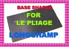 Black Nylon Base shaper for LongChamp Lepliage Long Handle Bag