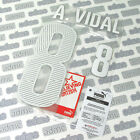 VIDAL 8, CHILE 2014 World Cup, official Puma's by Stilscreen, name set