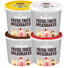 Shmoo Milkshake 4 Tub Package with FREE Disposables - Select your Flavours!