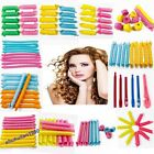 Trendy Magic Leverag Curl Hair Curlers Rollers Spiral Ringlets All Size