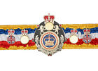 SILK CHAMPIONSHIP TITLE BELT - MMA, BOXING, KICKBOXING, THAI. OTHERS AVAILABLE