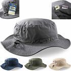 *CARGO BUCKET HAT- SAFARI SPECTATING HOLIDAY SUMMER OUTDOOR CAMPING CASUALWEAR*