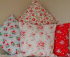 Genuine CATH KIDSTON 100% Cotton. Vintage Retro Chic Floral Dog Cushion Covers