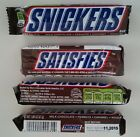 1.86 oz Snickers Milk Chocolate candy bar  with Peanut Caramel Nougat. Mars