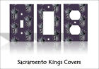 Sacramento Kings Light Switch Covers Basketball NBA Home Decor Outlet on eBay