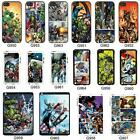 DC Marvel superhero comic book cover case for Apple iPhone iPod & iPad No. 20