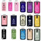Funny Keep Calm cover case for Samsung Galaxy No. 19
