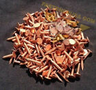 """3/4"""" Annular Ring Shank Copper Roofing Nails 11 gauge 3/4lb (approx. 225 pcs)"""