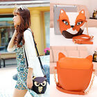 Womens Girls Cute Animal Cross Body Satchel  Shoulder Bag Handbag Purse Chain