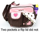 Maternity Bag Shoulder Bag For Baby Diaper Nappy Pad Bottle Compact Size