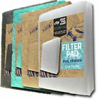 "YFS 10"" x 18"" Carbon / Ammonia / Phosphate / Polyfiber Aquarium Filter Media Pad"