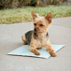 K&H Pet Naturally Cooling Gel Pad Crate Cushion Mat for Dogs Large Medium Small