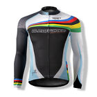 2014 Spakct Cycling Sport Long Jersey Men's Long Sleeve-Cote d'Azur New