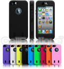TUFF HARD WORKWEAR ARMOURED SHOCK PROOF BUILDERS  CASE COVER FOR IPHONE 5 5S