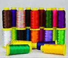 1000 Yards Quality Overlocking Sewing Machine Polyester Thread Cones