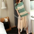 New Women Lady spring autumn 10color Knit Jumper Sweaters Pullover H0007H