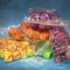 25x Toxic 12mm dice d6 slime chemical ooze fallout acid D&D AD&D warhammer