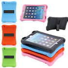Child Shock Proof EVA Safe Rubber Case Stand Cover For iPad 2 3 4 mini 5 5th Air