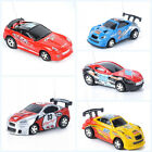 Mini Coke Can Multi Colors RC Radio Remote Control Micro Racing Car Toy Vehicles