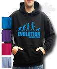Slogan, (Evolution English Bull Terrier dog) KIDS SIZE& ADULT SIZE HOODIE
