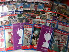 Wigan Rugby League Home Programmes 1993 - 2001 Choose individual programmes
