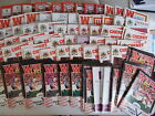 Wigan Rugby League Home Programmes 1986 - 1988 Choose individual programmes