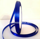 SATIN RIBBON 6mm 25mm Supplies crafts 22m length different size various colors