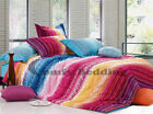 Aurora 3pc Bedding Set: 1 Duvet Cover and 2 Pillow Shams Queen/King