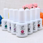 33 COLOURS WOMENS VARNISH BLING UV GEL SOAK OFF NAIL ART POLISH GELISH TIPS 15ML