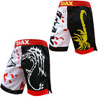 MMA Fight Shorts Grappling Cage Fight Boxing Muay Thai Shorts S,M,L,XL,XXL