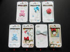 1X USA FAST SHIP SWEET LOVE GIRL BEAR APPLE IPHONE 4/4S CASE COVER+ FREE TOOL