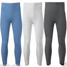 MENS THERMAL WARM LONG JOHN TROUSER SKI UNDERWEAR BASELAYER WINTER THERMAL PANTS