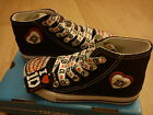 BNIB GIRLS CUSTOMISED ONE DIRECTION 1D  HI TOPS/PUMPS/TRAINERS/SHOESUK 10-6.5