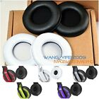 White Black Color Ear Pads Replacement Cushions For HDJ 500 DJ Headphones