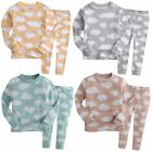 "2Pcs Vaenait Baby Toddler Kid Boy Girls Clothes Sleepwear Pajama Set""Long Cloud"""