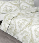 French Shabby Chic Beige Toile De Jouy Duvet Cover Set  ~ Single Double Or King