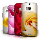 STUFF4 Phone Case/Back Cover for HTC One/1 M8 /Floral Garden Flowers